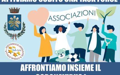 Task Force delle Associazioni