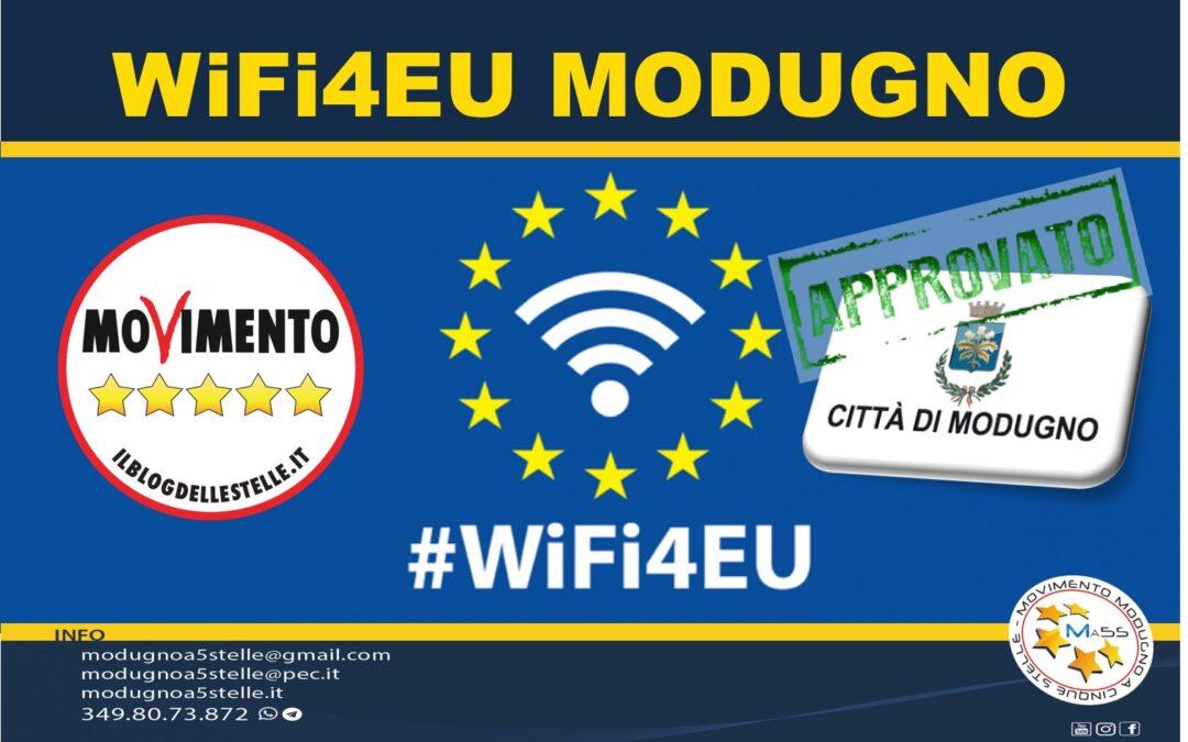 WiFi4EU Modugno