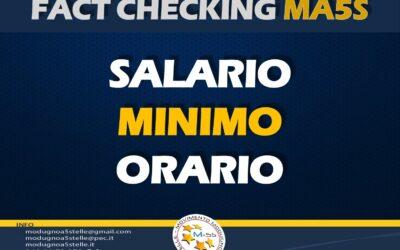 Salario minimo orario